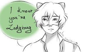 """Under the mask""    Miraculous Ladybug reveal series - Episode 9"