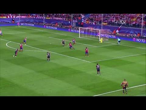 El Barça llamó a David Alaba