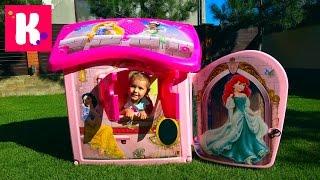 Замок Принцесс / большой игровой домик для девочек