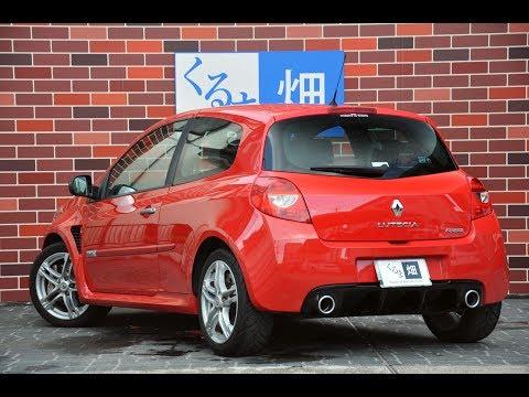 2010 Renault Lutecia Renault Sport