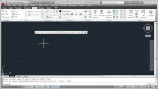 Restoring Autocad Menus And Toolbars