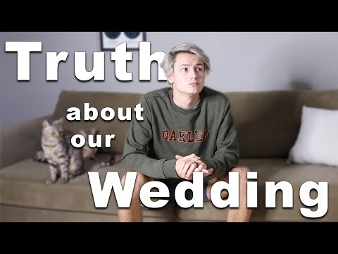 the truth about why I married Sydney...