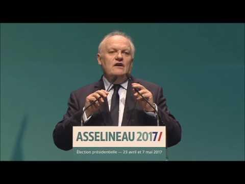 Sécurité, Police et Surveillance programme UPR François Asselineau