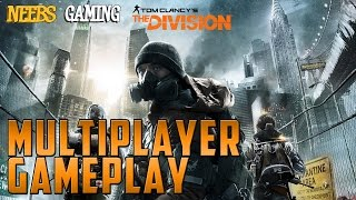 Tom Clancy's The Division: Multiplayer Gameplay