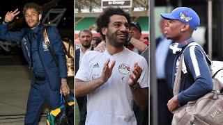 Mondial-2018 : ils sont arrivés, la fête va bientôt commencer