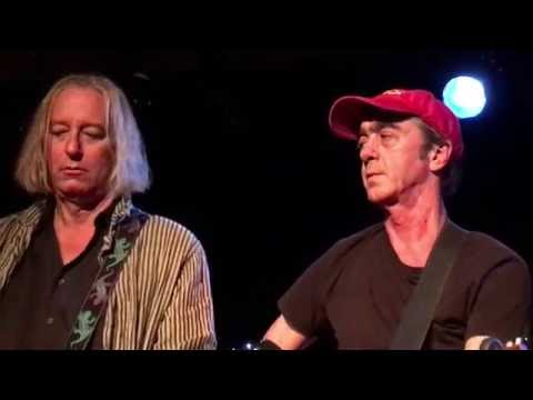 Kevn Kinney, Peter Buck & Bill Berry at the 40 Watt