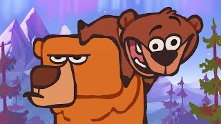 "The Ultimate ""Brother Bear"" Recap Cartoon"