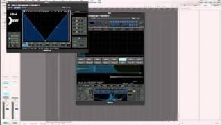 LFOTool dans la Logique Tutoriel (UA Effet Contrôlé par MIDI)