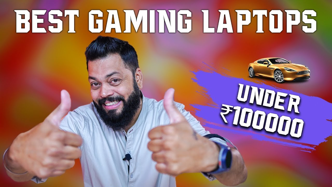 TOP 5 BEST GAMING LAPTOPS UNDER 1,00,000 IN INDIA ⚡ 2019