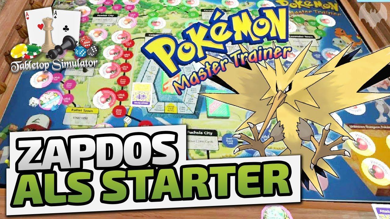 Pokemon Meister Trainer Regeln