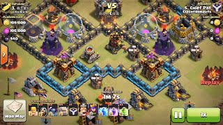 Clash of Clans - War vs  Undefeated Clan! (Recap)