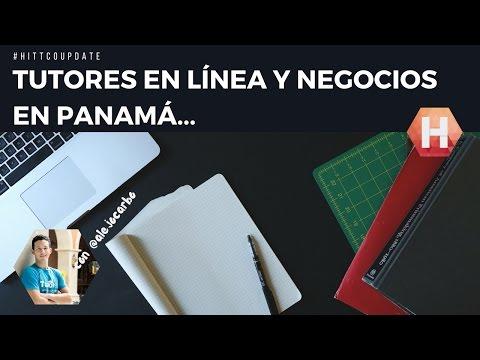 Tutores en línea y negocios en Panamá - Hittco Update con Alejandro Carbonell de tutorez.com