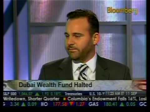 In-Depth Look - Dubai Wealth Fund Halted - Bloomberg