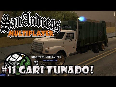 GTA #11 CAMINHÃO DE LIXO TUNADO!