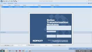 Kofax Demo