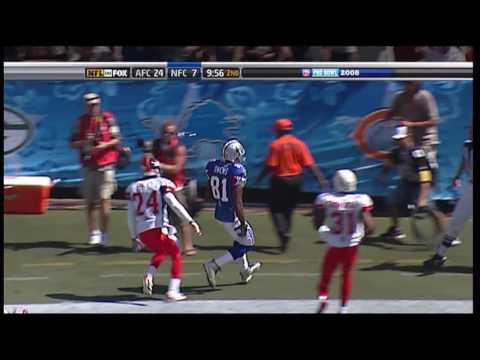 Romo to Owens 2007 Pro Bowl