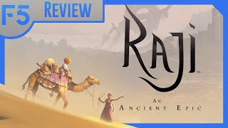 Adventure Through a Mythical India! Raji: An Ancient Epic Review (Video Game Video Review)