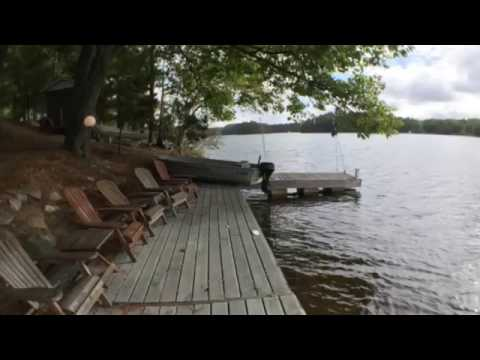 Cottage for sale in Bancroft. Ontario Baptiste Lake Real Estate