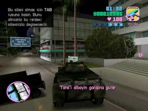 gta vice city 7b246l252m tank 231alma g246revi youtube