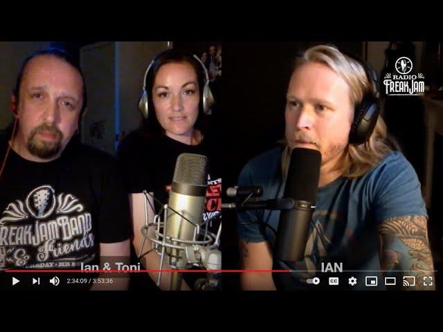 Radio FreakJam Episode 65 - Co-host Ian Blackwood