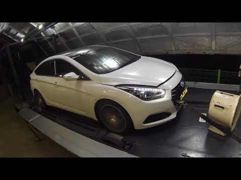 Hyundai i40 1.7 diesel ECU tune