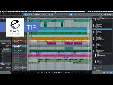 How To Export Your Studio One Song For Mixing