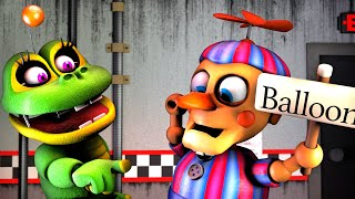 FNaF Hilarious Try Not To Laugh Challenge (FNAF Funny Moments)
