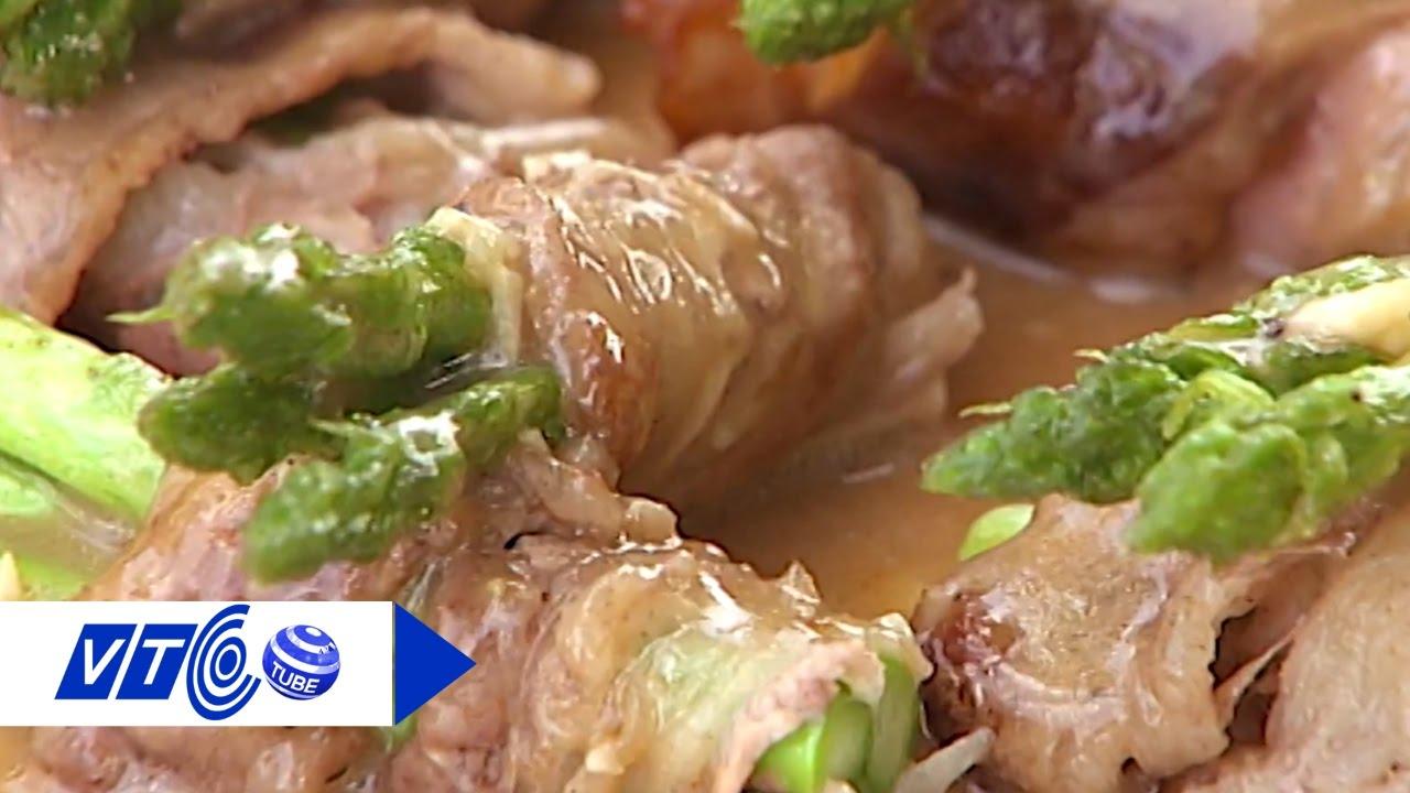 Măng tây: Thực phẩm vàng cho sức khỏe | VTC