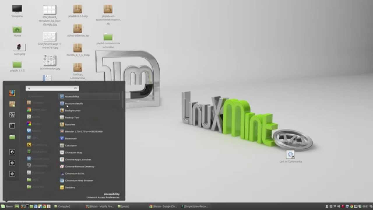 how to install adobe flash player on linux mint 17.1