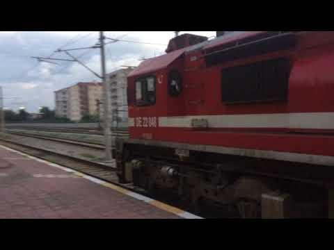 TCDD DE 22048 Konya Mavi Treni