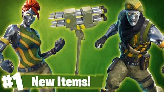 New Diecast Steel Skin & New Pickaxe! Fortnite Live Stream!