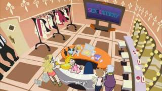 Panty and Stocking with Garterbelt (random swearing , just because)