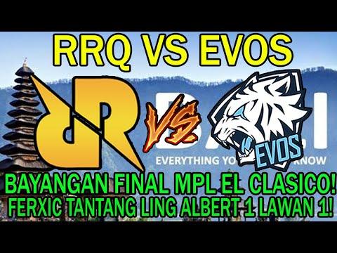 RRQ VS EVOS.