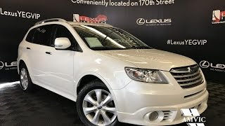 Used White 2010 Subaru Tribeca Limited Review Slave Lake Alberta