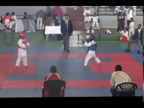 Kiady kumite karate madagascar