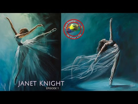 Fine art tips on How to Paint Landscapes in Oils with Janet