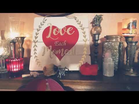 Valentine's Day Home Living Room Decor~Miladyleela