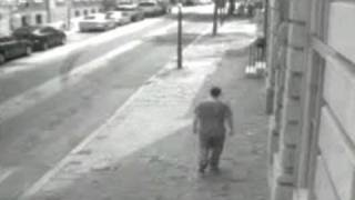 REAL DEVIL CAUGHT ON TAPE!