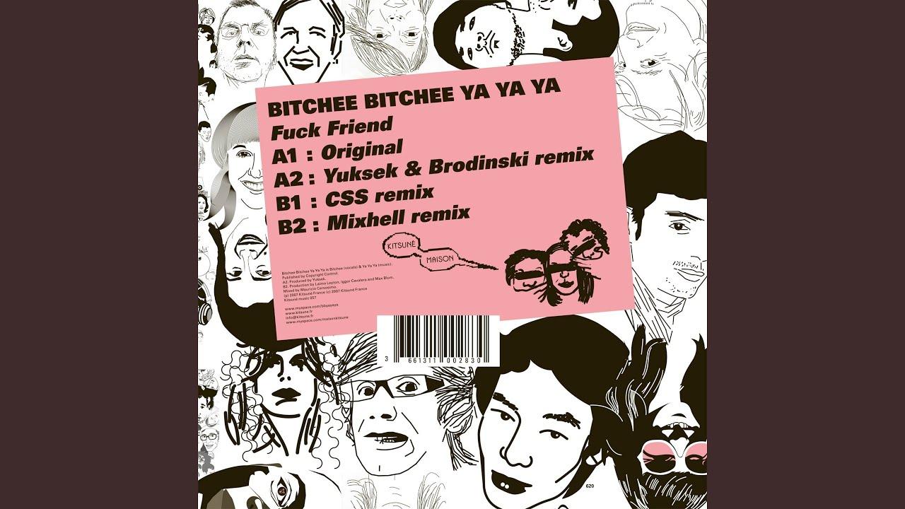 Bitchee bitchee ya ya ya fuck friend foto 874