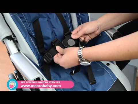 MacroBaby - Peg Perego Pliko Four Stroller