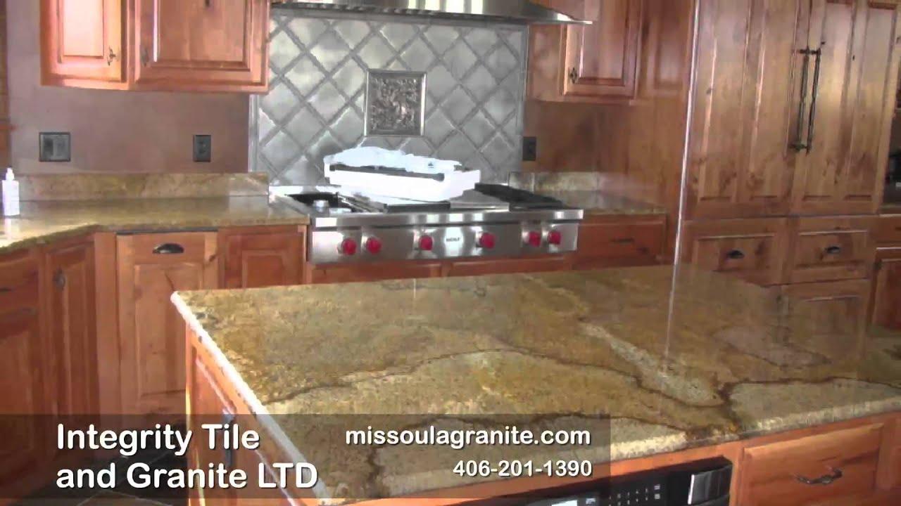 Integrity Tile Granite LTD Missoula MT Design Remodel YouTube - Bathroom remodeling missoula mt