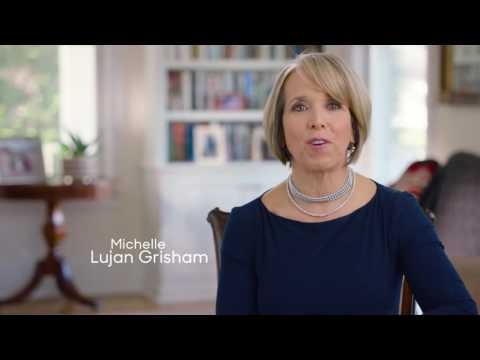Announcement Video: Michelle Lujan Grisham (D) for New Mexico Governor 2018 │ New Begining