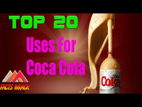 Top 20 Uses For Coca Cola - [Facts Wrack]