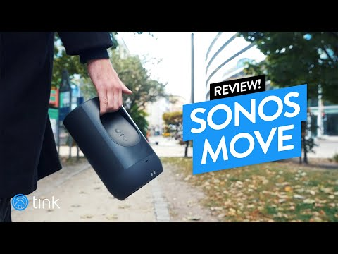 Sonos Move Review - The Portable Speaker from SONOS