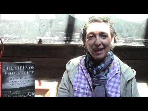 """Brave Horse Sessions: Denise Kiernan - """"How I Wrote It"""""""
