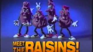 Video Meet the Raisins - I Heard It Through The Grapevine download MP3, 3GP, MP4, WEBM, AVI, FLV November 2017