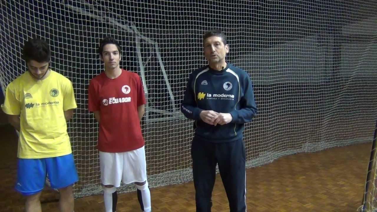 e66a5181b0246 Cómo equiparse en el fútbol sala - YouTube