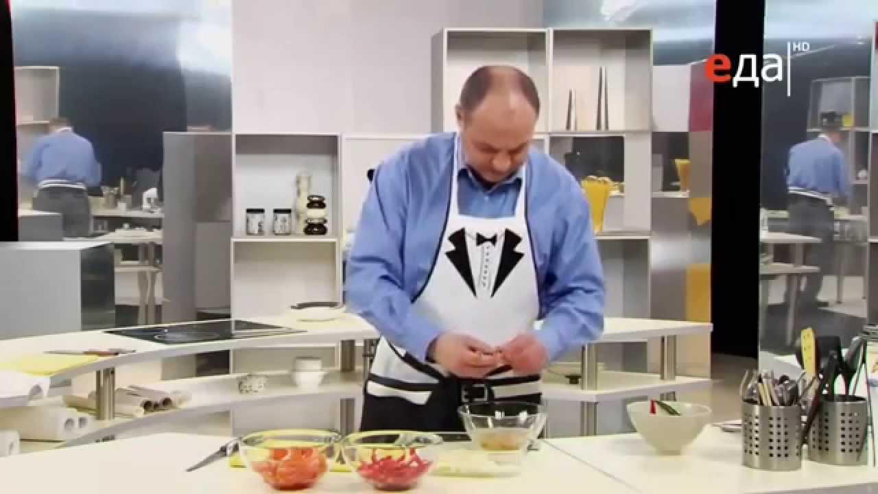 Овощной соус к мясным блюдам рецепт от шеф-повара / Илья Лазерсон