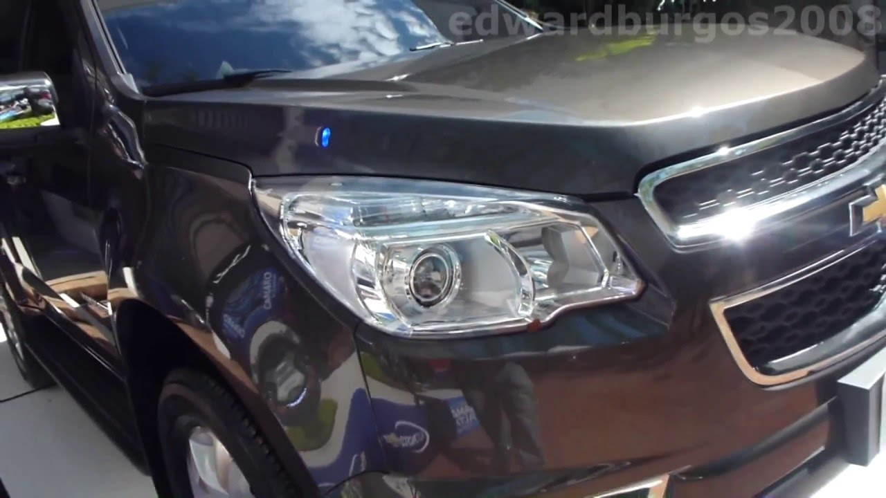 Chevrolet Trailblazer Ltz 2014 video venta versin Colombia  YouTube
