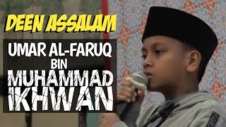 Gambar cover MERINDING !!! Deen Assalam Umar Al Faruq bin Muhammad Ikhwan